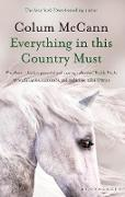 Cover-Bild zu McCann, Colum: Everything in this Country Must (eBook)