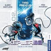 Cover-Bild zu Parvela, Timo: Kepler62 Folge 3: Die Reise