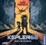 Cover-Bild zu Parvela, Timo: Kepler62 Folge 1: Die Einladung
