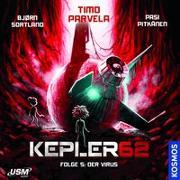 Cover-Bild zu Parvela, Timo: Kepler62 Folge 5: Das Virus