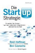 Cover-Bild zu Hoffman, Reid: Die Start-up-Strategie