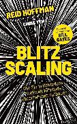 Cover-Bild zu Hoffman, Reid: Blitzscaling (eBook)