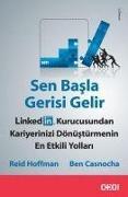 Cover-Bild zu Hoffman, Reid: Sen Basla Gerisi Gelir