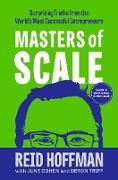 Cover-Bild zu Hoffman, Reid: Masters of Scale (eBook)