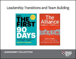 Cover-Bild zu Review, Harvard Business: Leadership Transitions and Team Building: Leadership Collection (2 Books) (eBook)