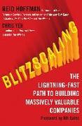 Cover-Bild zu Hoffman, Reid: Blitzscaling: The Lightning-Fast Path to Building Massively Valuable Companies (eBook)