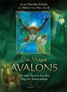 Cover-Bild zu Die Magie Avalons von Schultz, Anne-Mareike