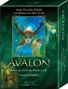 Cover-Bild zu Avalon von Schultz, Anne-Mareike