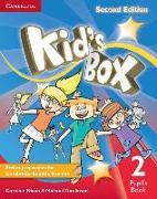 Cover-Bild zu Kid's Box Level 2. Pupil's Book von Nixon, Caroline