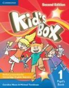 Cover-Bild zu Kid's Box Level 1. Pupil's Book von Nixon, Caroline