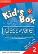 Cover-Bild zu Level 2: Classware CD-ROM - Kid's Box