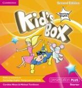 Cover-Bild zu Kid's Box Starter von Nixon, Caroline
