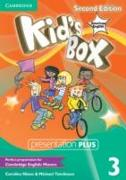 Cover-Bild zu Kid's Box American English Level 3 Presentation Plus von Nixon, Caroline