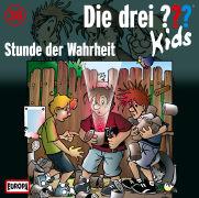 Cover-Bild zu Blanck, Ulf: Stunde der Wahrheit