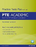Cover-Bild zu Pearson Test of English Academic Practice Tests Plus and CD-ROM with Key Pack von Chandler, Kate