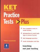 Cover-Bild zu KET Practice Tests Plus KET Practice Tests Plus Student's Book - KET Practice Tests Plus von Lucantoni, Peter