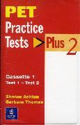Cover-Bild zu PET Practice Tests Plus 2 Cassettes 1-3 von Thomas, Barbara