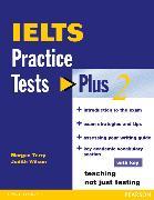 Cover-Bild zu IELTS Practice Tests Plus 2 with Key - IELTS Practice Tests Plus 2 von Wilson, Judith