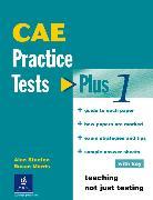 Cover-Bild zu CAE Practice Tests Plus CAE Practice Tests Plus 1 With Key Edition - CAE Practice Tests Plus von Morris, Susan