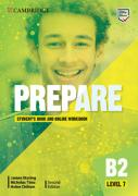 Cover-Bild zu Prepare Level 7 Student's Book and Online Workbook von Styring, James
