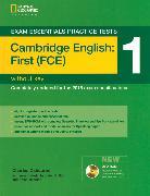Cover-Bild zu Exam Essentials Practice Tests: Cambridge English First 1 with DVD-ROM von Chilton, Helen