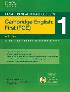 Cover-Bild zu Exam Essentials Practice Tests: Cambridge English First 1 with Key and DVD-ROM von Chilton, Helen