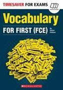 Cover-Bild zu Vocabulary for First (FCE) von CHILTON, HELEN