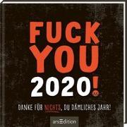 Cover-Bild zu Fuck you 2020!