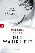 Cover-Bild zu Raabe, Melanie: DIE WAHRHEIT
