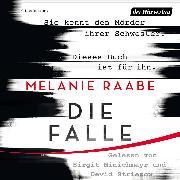 Cover-Bild zu Raabe, Melanie: Die Falle (Audio Download)