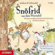 Cover-Bild zu Schmachtl, Andreas H.: Snöfrid 03. Das ganz und gar fantastische Geheimnis des Riesenbaums
