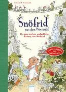 Cover-Bild zu Schmachtl, Andreas H.: Snöfrid aus dem Wiesental (1). Die ganz und gar unglaubliche Rettung von Nordland