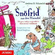Cover-Bild zu Schmachtl, Andreas H.: Snöfrid aus dem Wiesental 02. Die ganz und gar abenteuerliche Reise zu den Nebelinseln