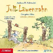 Cover-Bild zu Schmachtl, Andreas H.: Juli Löwenzahn. Der grüne Blitz und andere Abenteuer (Audio Download)