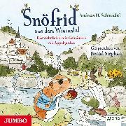 Cover-Bild zu Schmachtl, Andreas H.: Snöfrid aus dem Wiesental. Das wahrlich große Geheimnis von Appelgarden (Audio Download)