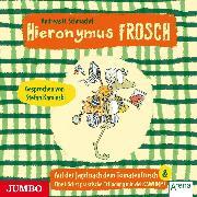 Cover-Bild zu Schmachtl, Andreas H.: Hieronymus Frosch. Auf der Jagd nach dem Tomatenfrosch (Audio Download)