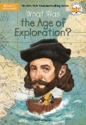 Cover-Bild zu eBook What Was the Age of Exploration?