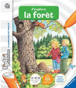 Cover-Bild zu J'explore la forêt