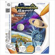 Cover-Bild zu Destination Savoir: L'espace