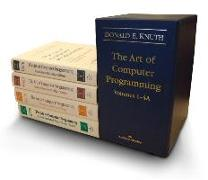 Cover-Bild zu Art of Computer Programming, Volumes 1-4A Boxed Set, The von Knuth, Donald E.