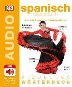 Cover-Bild zu Visuelles Wörterbuch spanisch deutsch