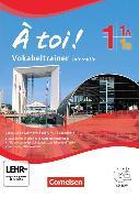 Cover-Bild zu À toi! 1. Vokabeltrainer