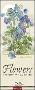 Cover-Bild zu Jane Crowther - Geburtstagskalender Flowers
