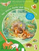 Cover-Bild zu Der kleine Fuchs und seine Freunde. Mein großes Tierstickerbuch von Reichenstetter, Friederun