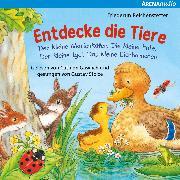 Cover-Bild zu Entdecke die Tiere (Audio Download) von Reichenstetter, Friederun