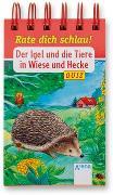 Cover-Bild zu Der Igel und die Tiere in Wiese und Hecke von Reichenstetter, Friederun