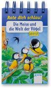 Cover-Bild zu Die Meise und die Welt der Vögel von Reichenstetter, Friederun