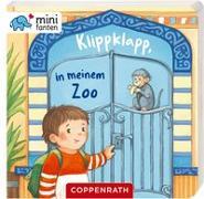 Cover-Bild zu minifanten 14: Klippklapp, in meinem Zoo von Wissmann, Maria (Illustr.)