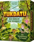 Cover-Bild zu Tukdatu - Wer überlebt den Dschungel? von Heim, Jonas P.