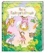 Cover-Bild zu Freundebuch - Prinzessin Lillifee - Meine Kindergartenfreunde von Finsterbusch, Monika (Illustr.)